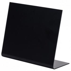 Label PVC black