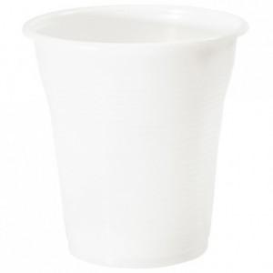 Drinking tumbler white 16 cL (3000 pcs)