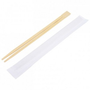 Chopsticks wraped bamboo (100 pcs)