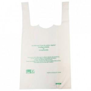Bioplast bag 540 x 300 mm (1000 pcs)