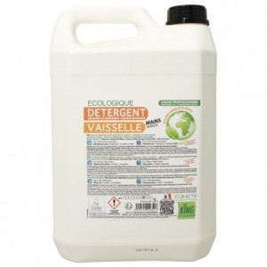 Hand dishwashing liquid cleaner Ecolabel 1 L