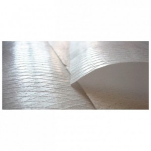 Wafer leaf for nougats and calissons sweets 320 x 230 mm (50 pcs)