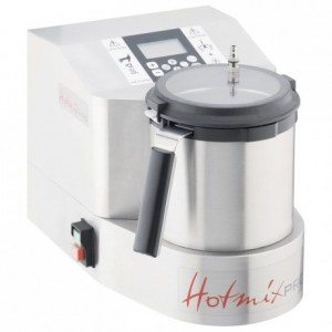 Hotmix Pro Master under vacuum