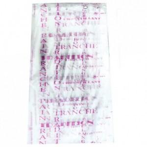 Bread bag Bioplast purple 500 x 230 (200 pcs)