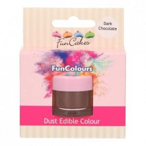 FunCakes Edible FunColours Dust Dark Chocolate