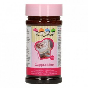 FunCakes Flavour Paste Cappuccino 100g