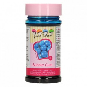 FunCakes Flavour Paste Bubblegum 120g