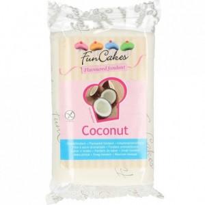 FunCakes Flavoured Fondant Coconut 250g