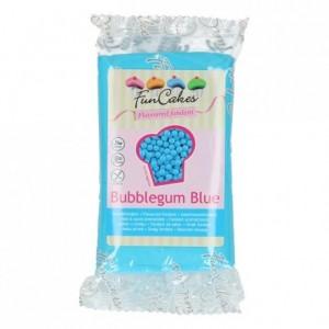FunCakes Flavoured Fondant Bubblegum Blue 250g