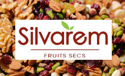 silvarem, dried fruits