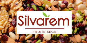 Silvarem, fruits secs